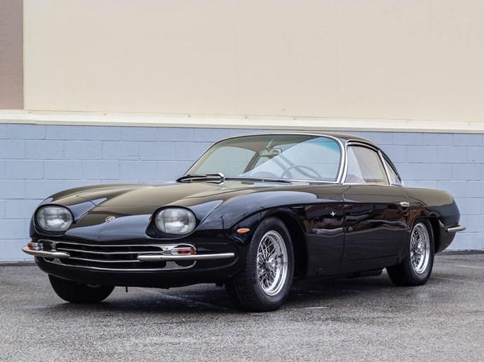 Rm Sotheby S 1969 Lamborghini Islero 400 Gt Amelia Island 2017