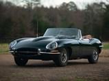 1964 Jaguar E-Type Series 1 Roadster  - $
