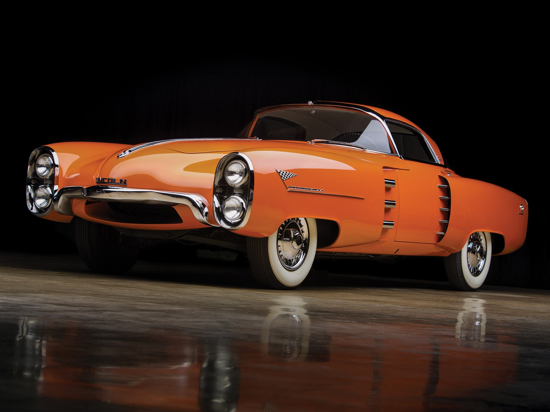 Image result for 1955LincolnIndianapolis Exclusive Study RM MO19