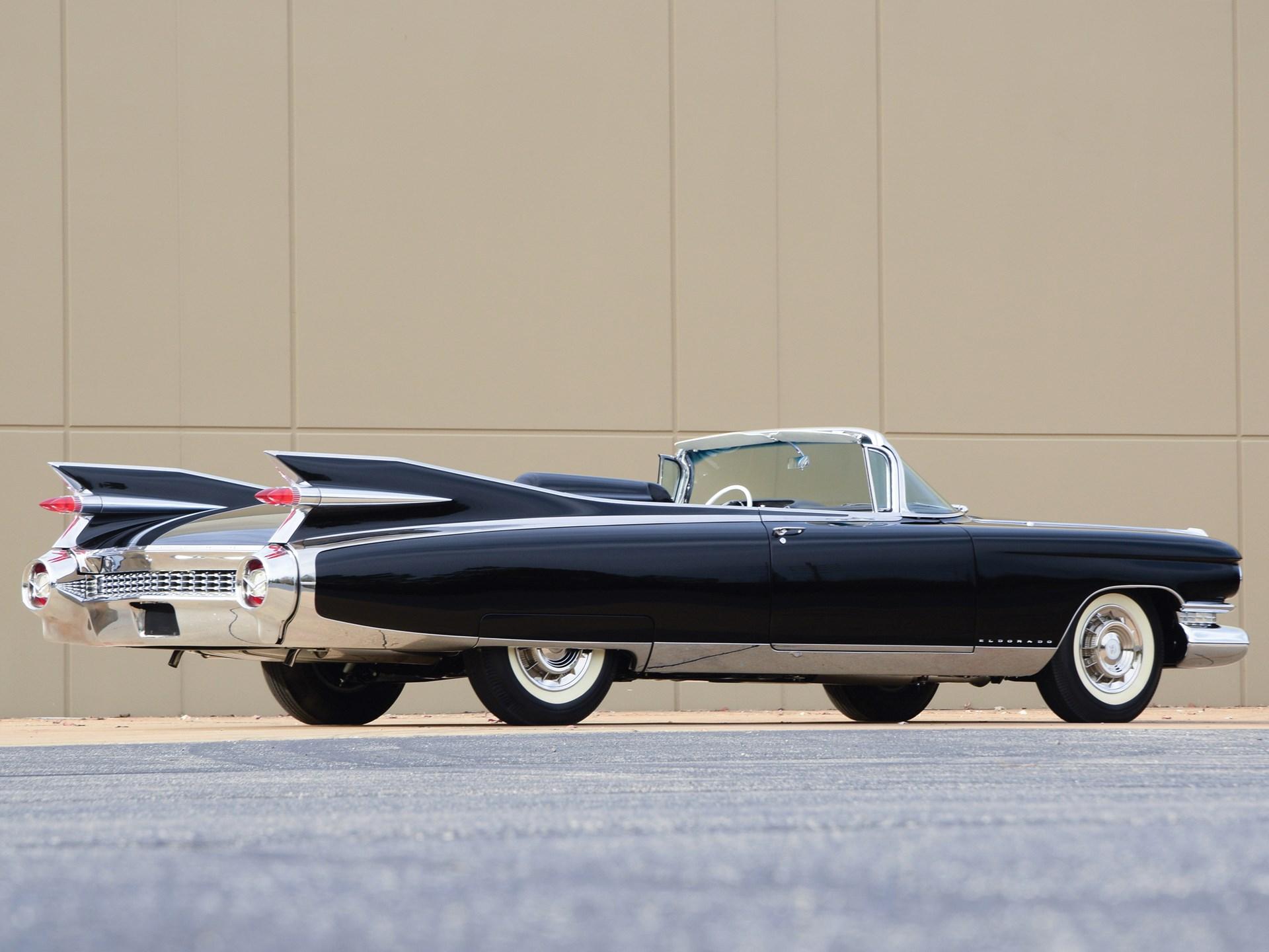 Rm Sotheby S 1959 Cadillac Eldorado Biarritz Arizona 2016