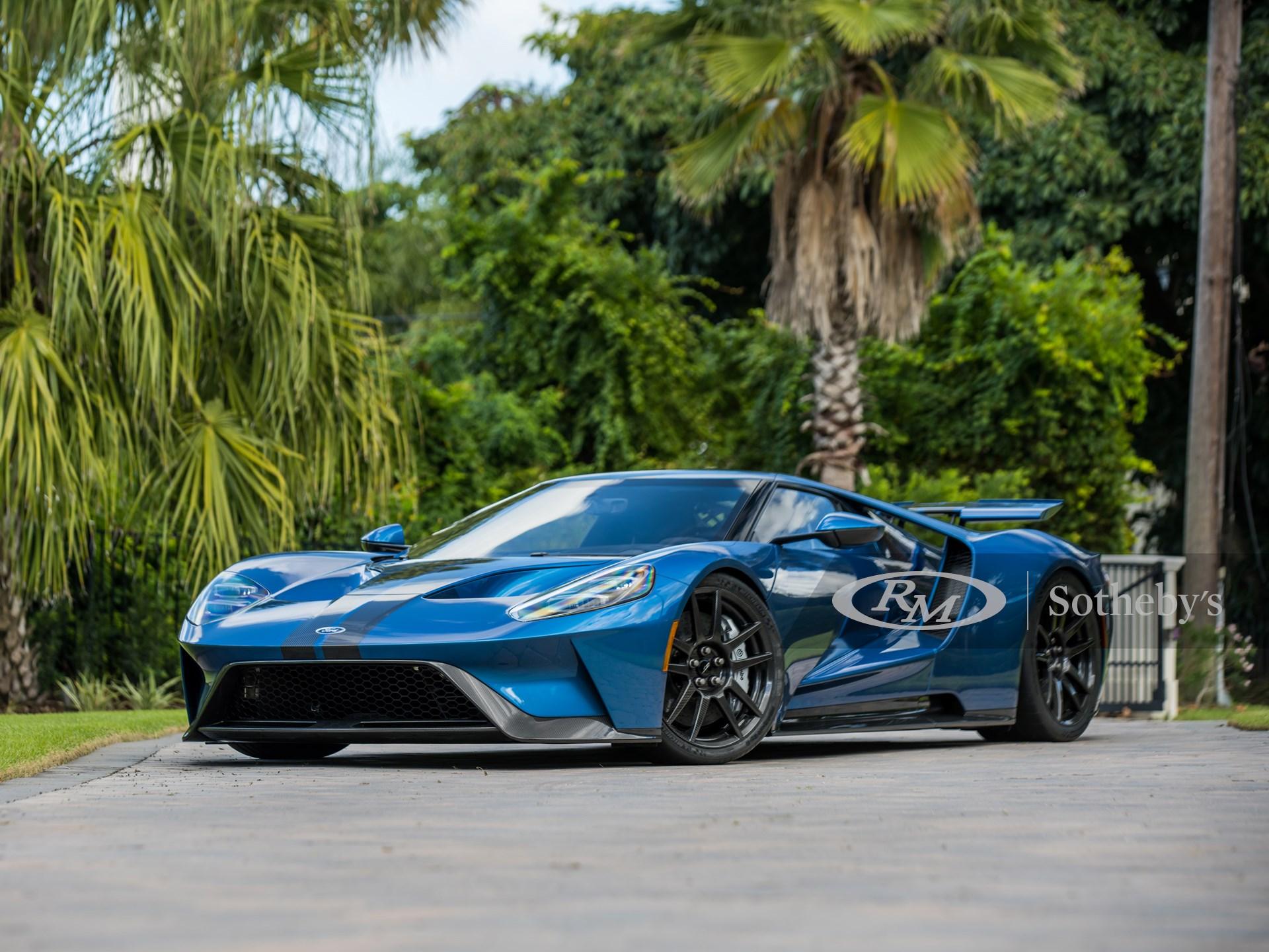 2019 Ford GT 'Lightweight'
