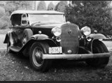 1932 Cadillac V-16 Sport Phaeton by Fisher - $During Mary B. Hecht's ownership in the late-1950s.