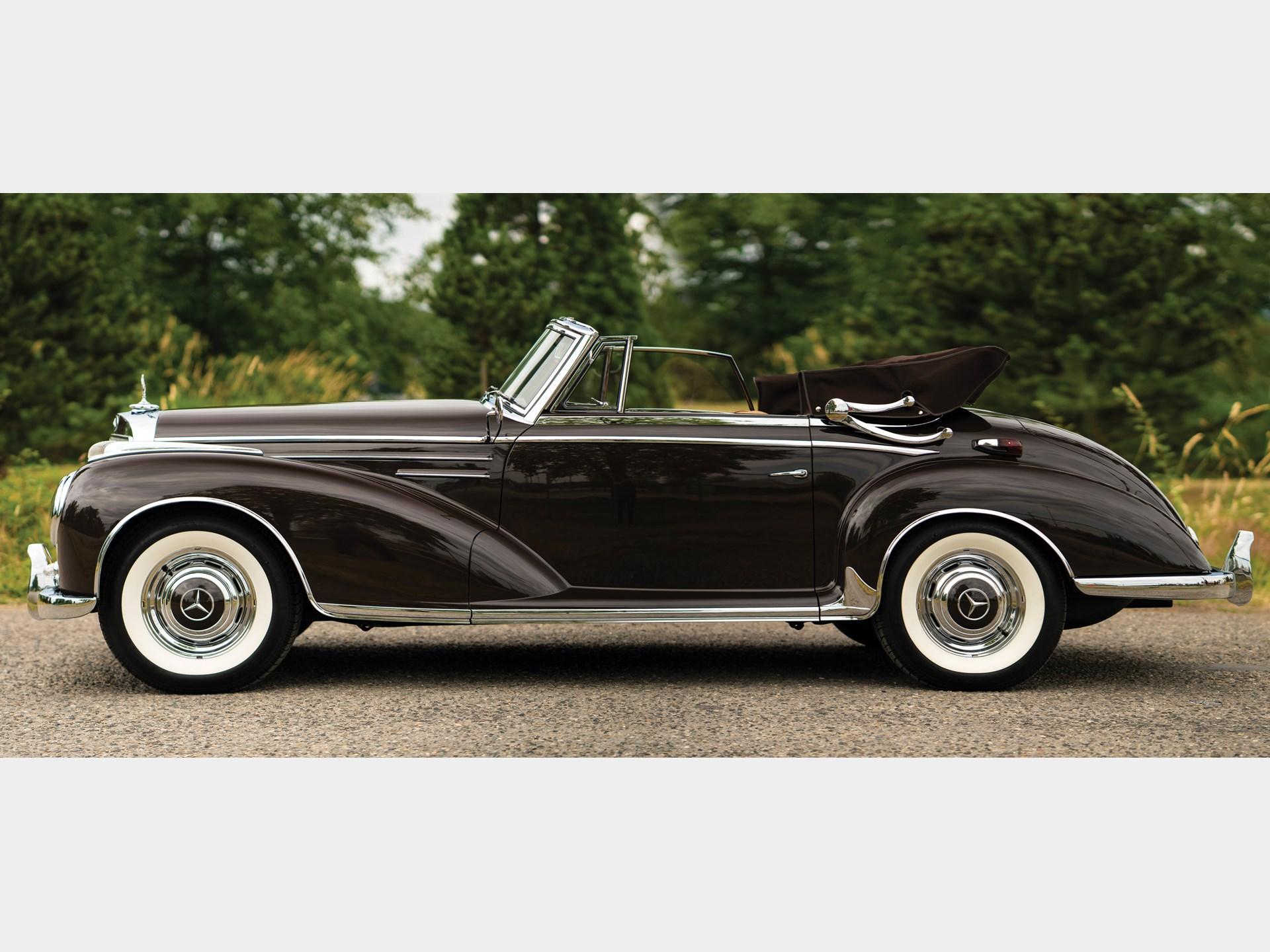 RM Sotheby's - 1956 Mercedes-Benz 300 Sc Cabriolet ...