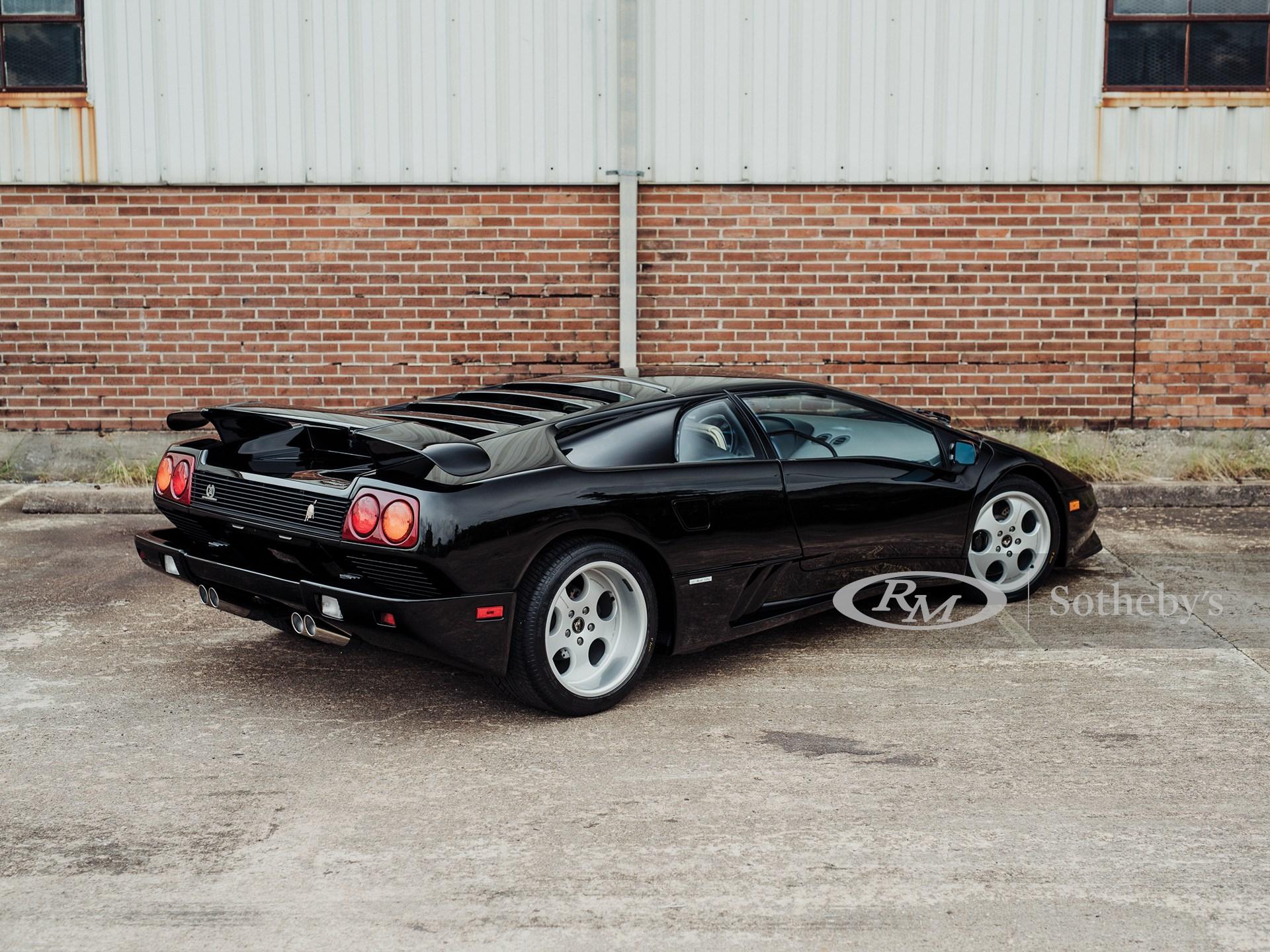 1994 Lamborghini Diablo SE30  -