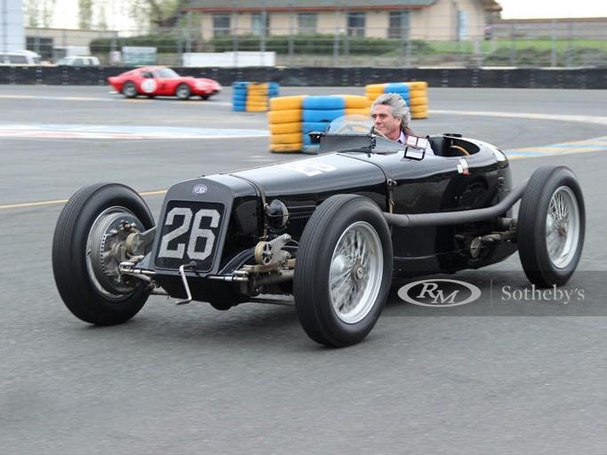 1926 Delage 15 S8 Grand Prix