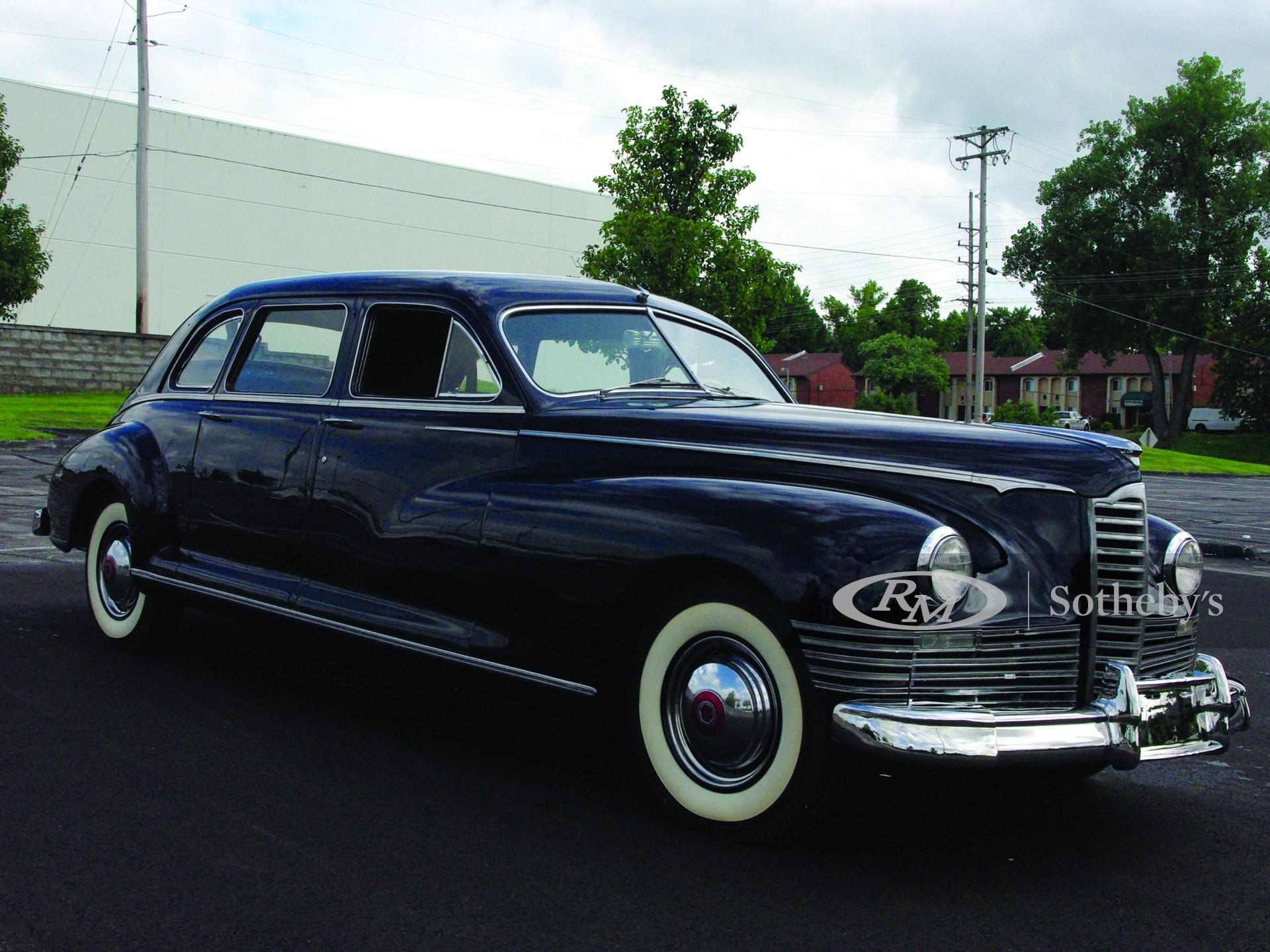 1947 Packard Custom Super Clipper 8