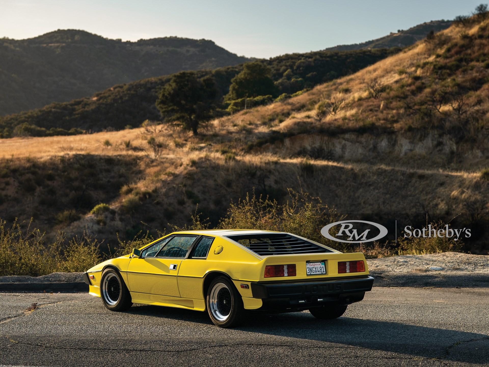 1978 Lotus Esprit Series 1  -
