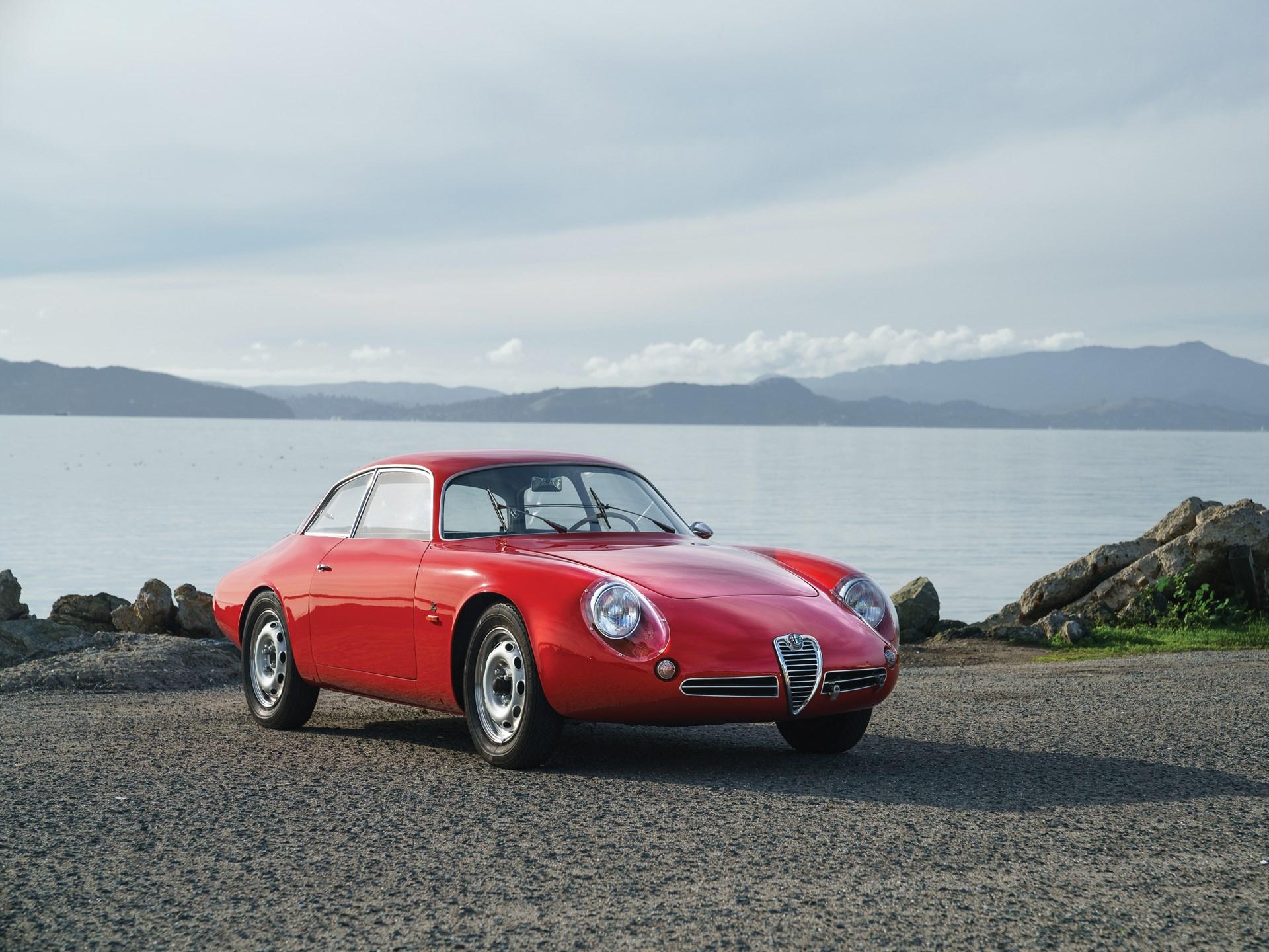 RM Sotheby s 1962 Alfa Romeo Giulietta SZ II Coda Tronca by