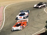 1986 Porsche 962 IMSA GTP  - $Laguna Seca 300 KM, Price Cobb, qualified 1st, finished 20th, 3 May 1987.