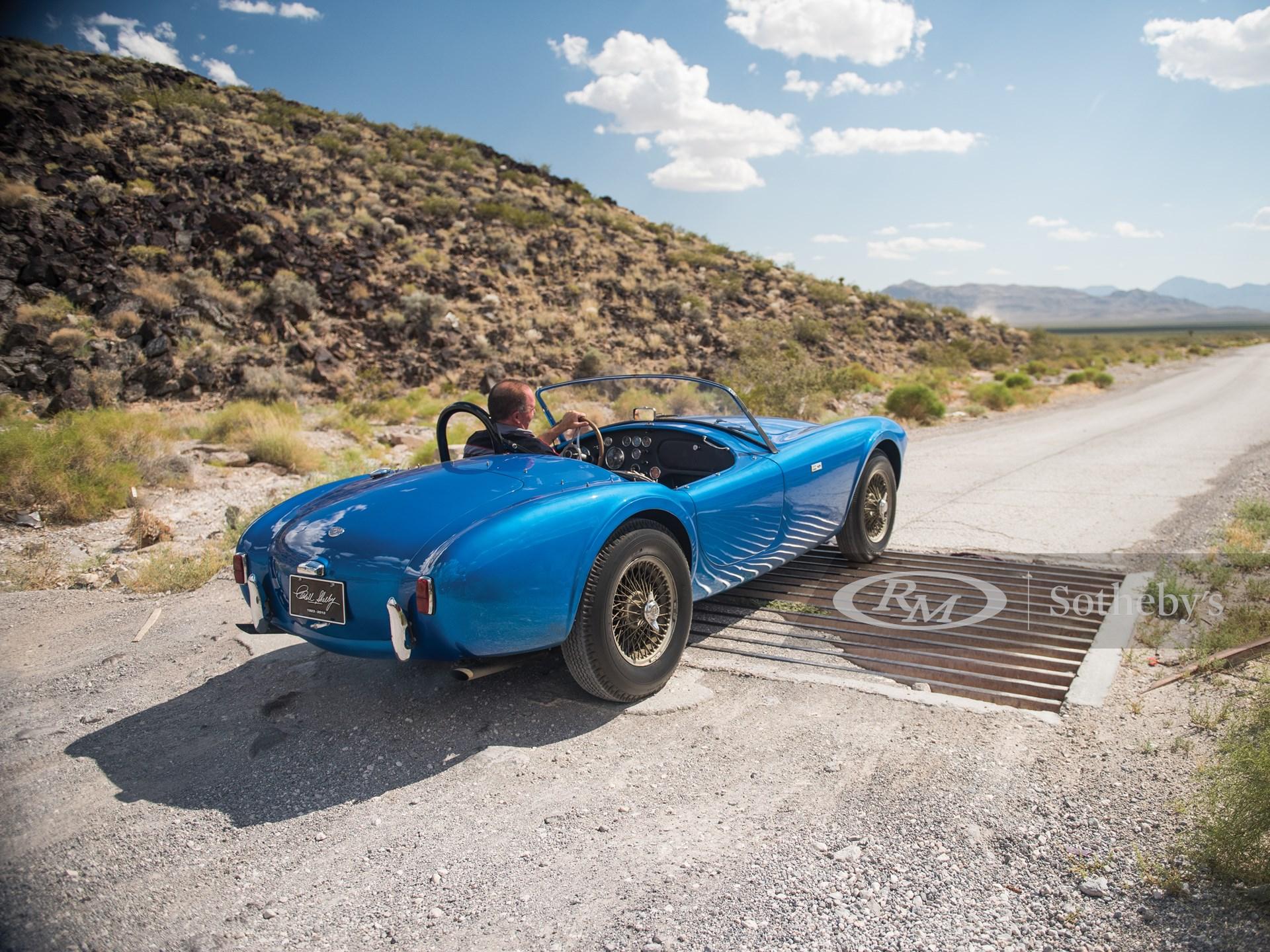 "1962 Shelby 260 Cobra ""CSX 2000""  -"