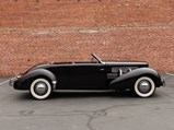 1937 Cord 812 Supercharged Phaeton  - $