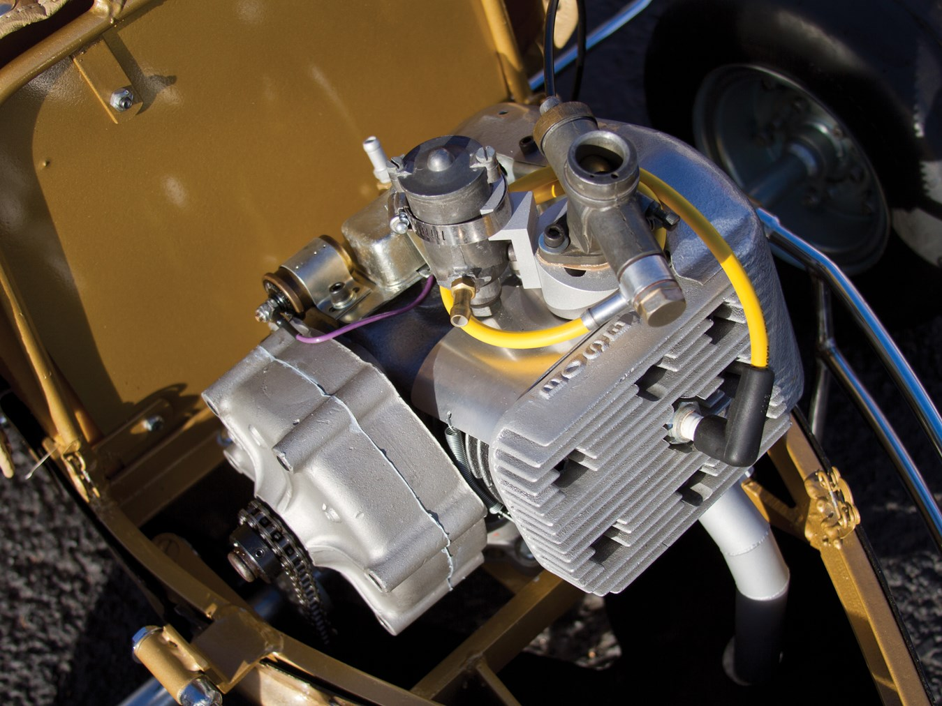 Quarter Midget Engine