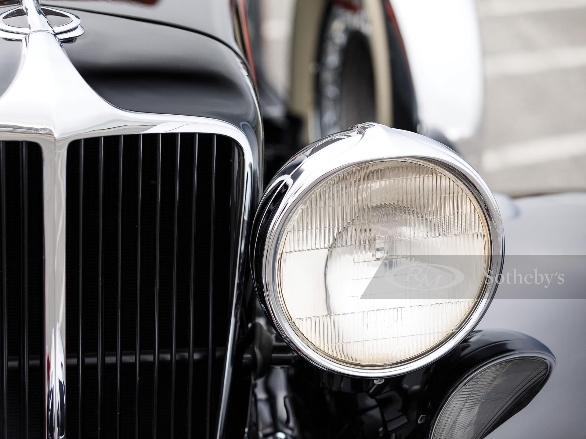 1931 Cord L-29 Cabriolet  -