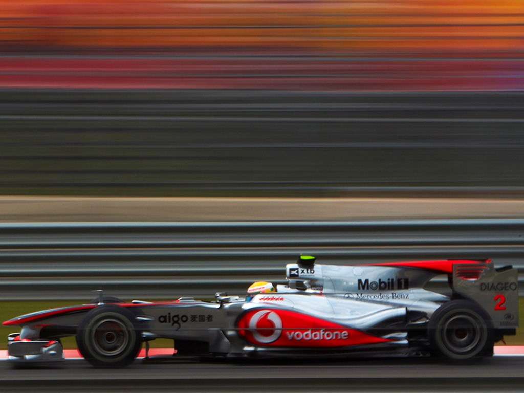 2010 McLaren Mercedes MP425A Formula 1 Race Car to be auctioned by RM Sothebys at the Formula 1 Pirelli British Grand Prix