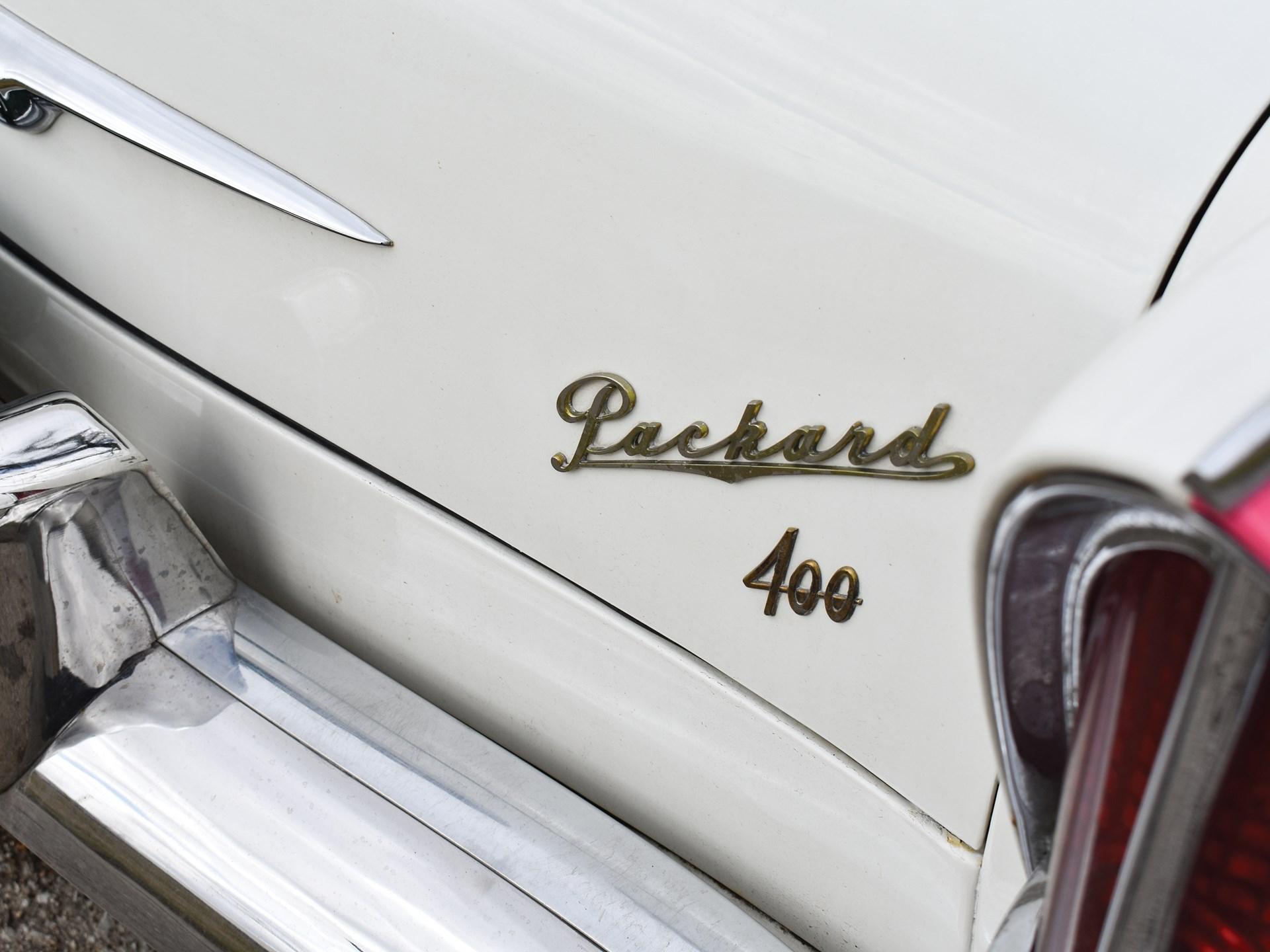 1955 Packard Four Hundred