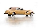 1935 Cadillac V-16 Imperial Convertible Sedan by Fleetwood - $