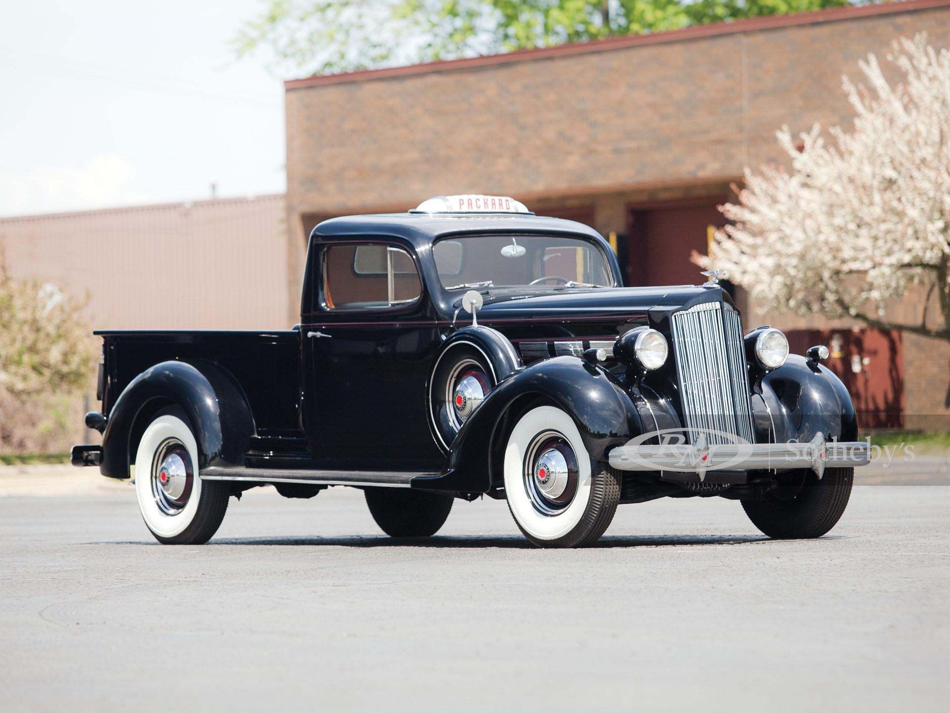 1937 Packard One Twenty Pickup