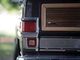 1981 Jeep Wagoneer Limited  - $