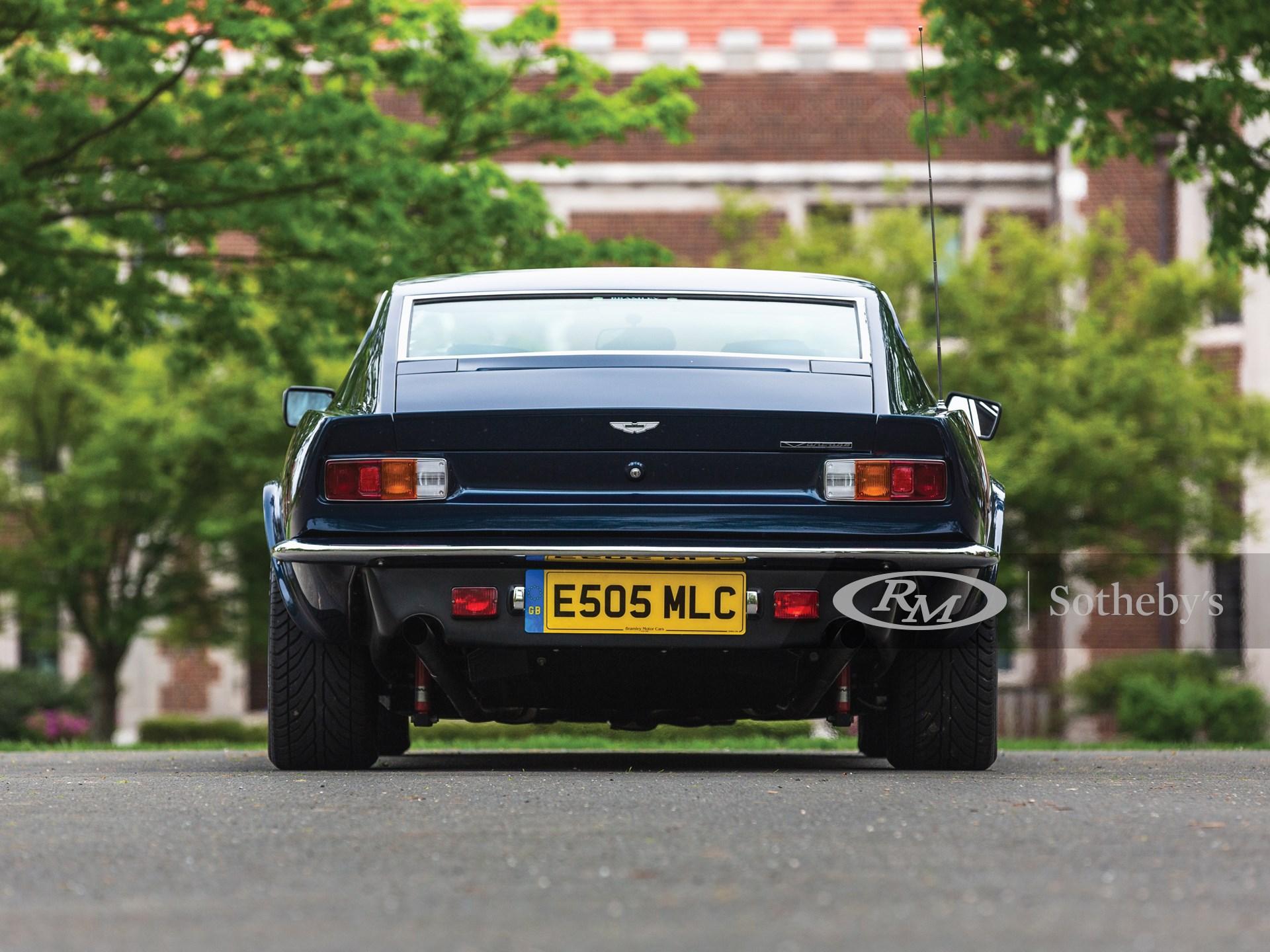 1987 Aston Martin V8 Vantage 'X-Pack'  -
