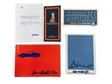Ferrari Dino 246 GT Owner's Manuals, Warranty Manuals, and Folio - $