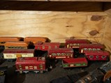 Assortment of Toy Trains - $