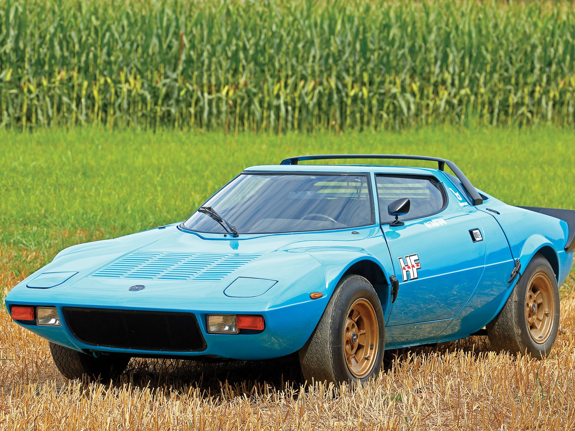 RM Sotheby\'s - 1975 Lancia Stratos HF Stradale by Bertone | London 2015
