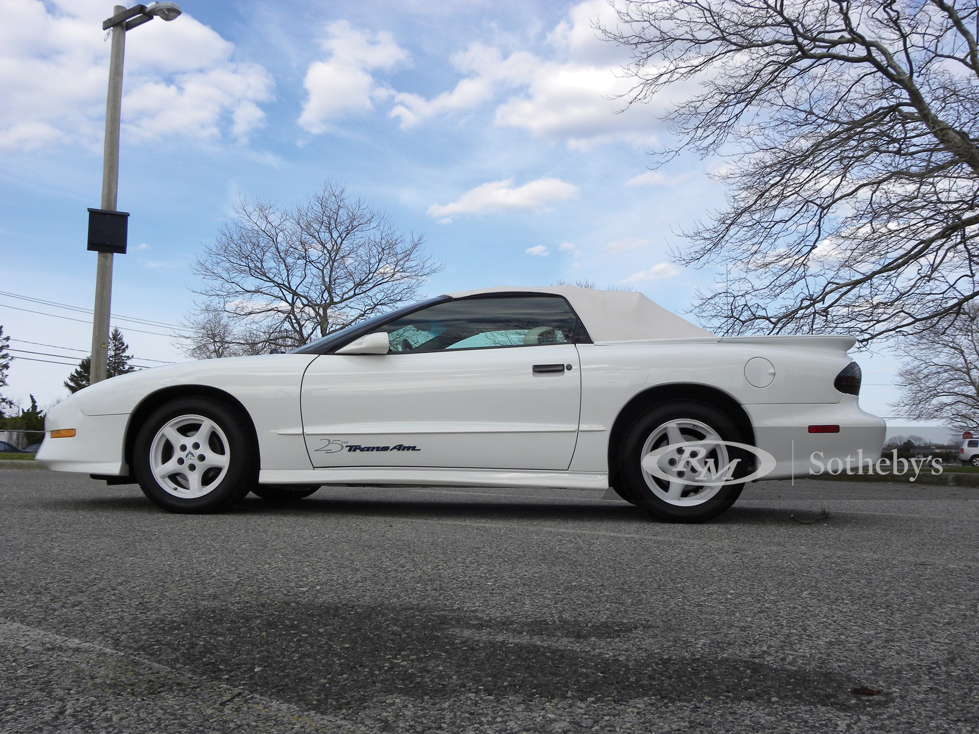 1994 Pontiac Firbird Trans Am 25th Anniversary Convertible