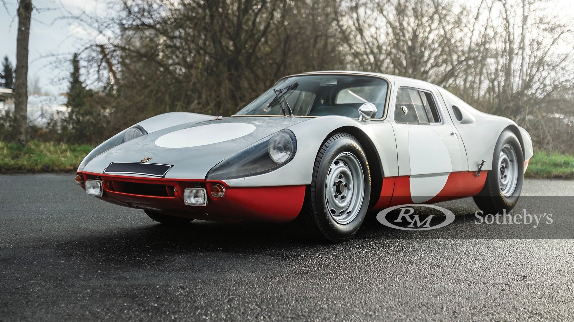 The European Sale Featuring The Petitjean Collection, 1964 Porsche 904 GTS