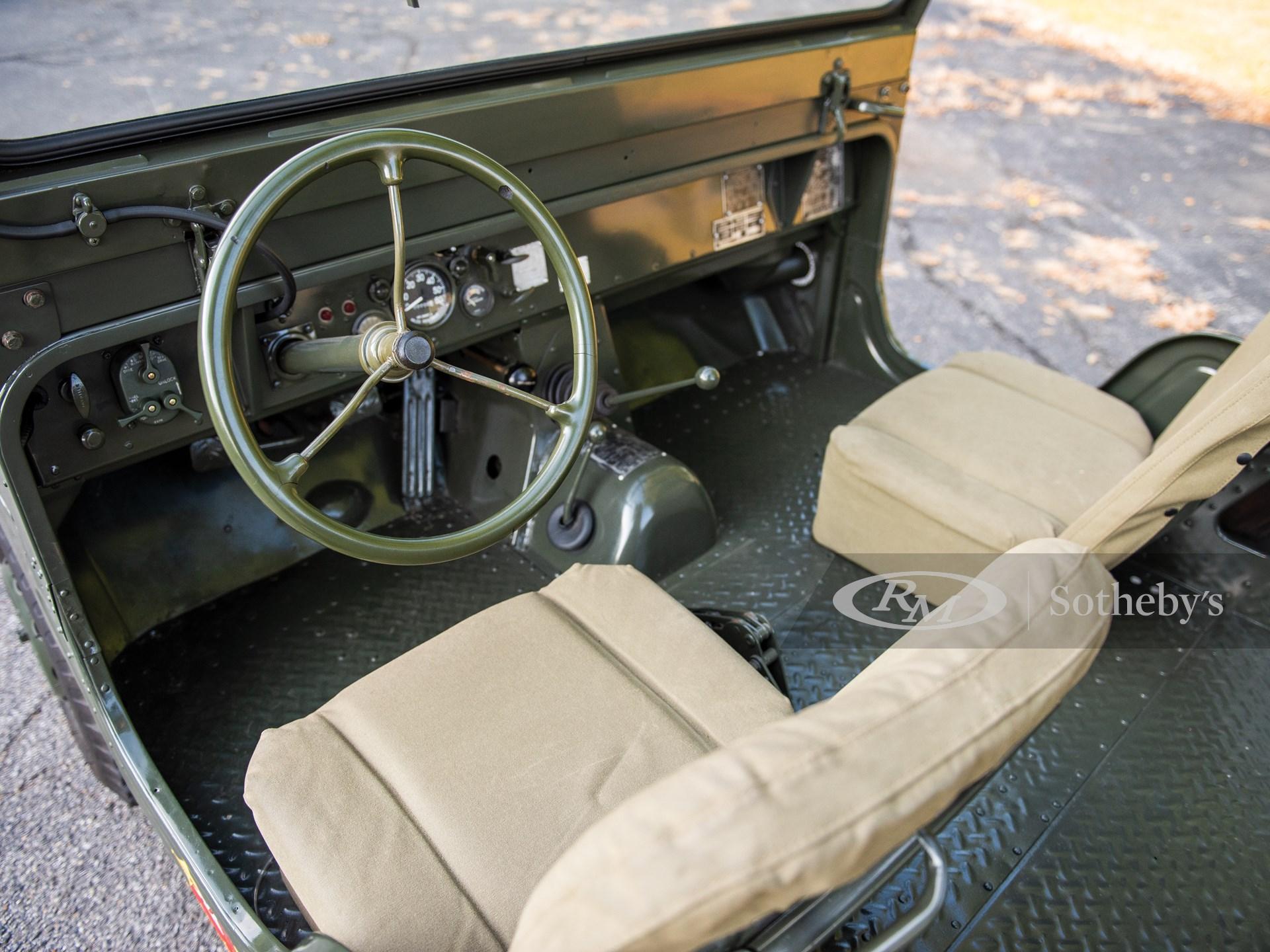 1963 American Motors M422A1 Mighty-Mite  -