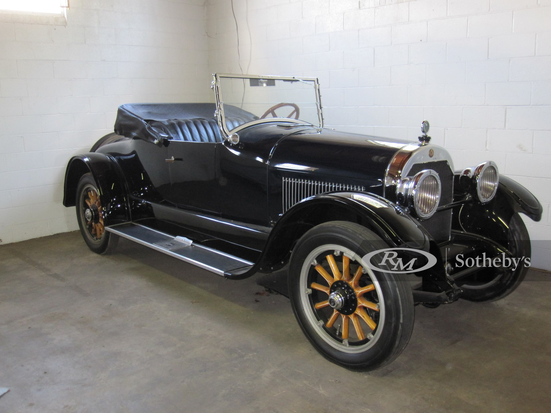 1922 Cadillac V 8 Roadster Hershey 2011 Rm Auctions