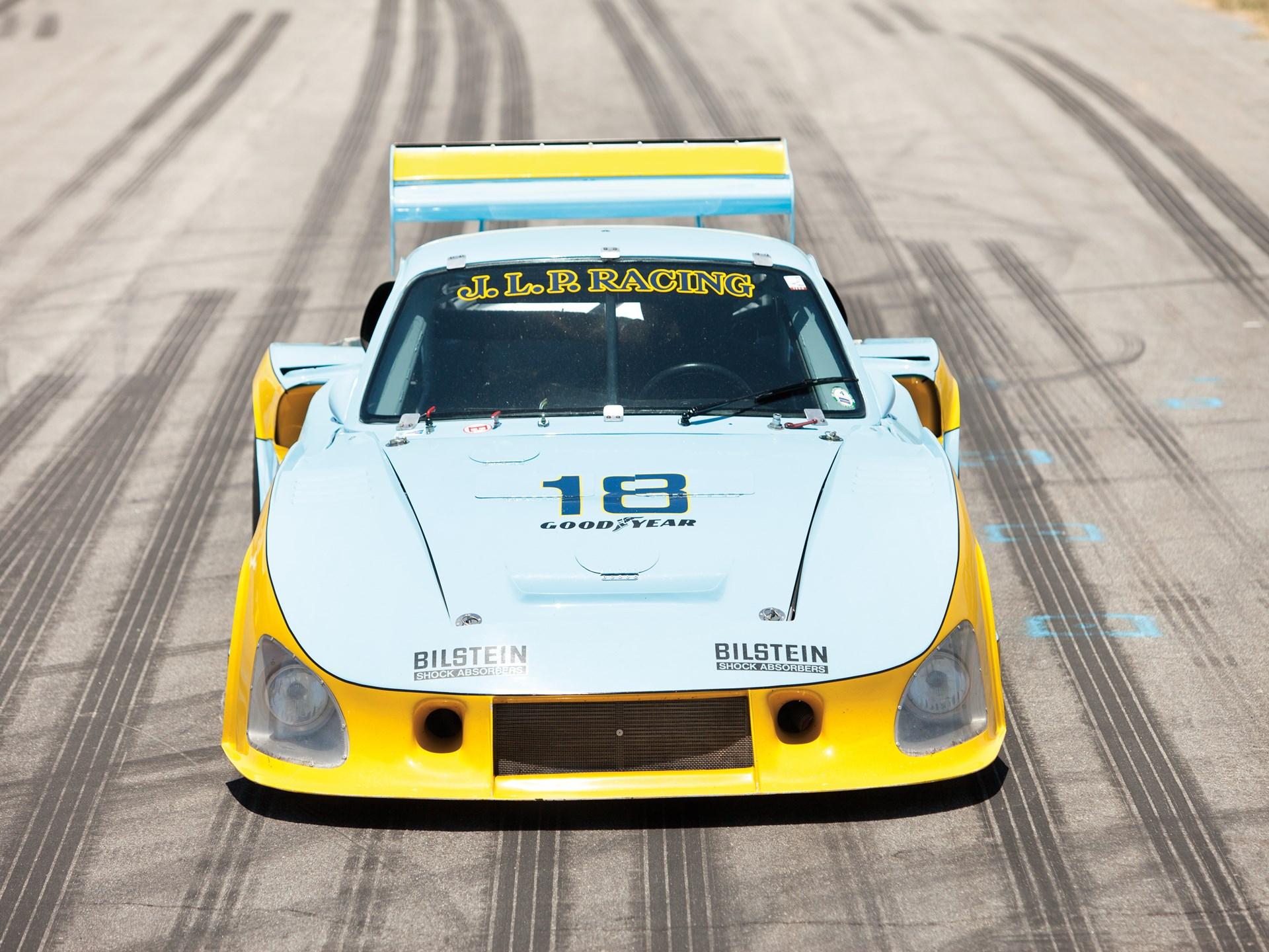 1981 Porsche 935 JLP-3 IMSA Racing Car