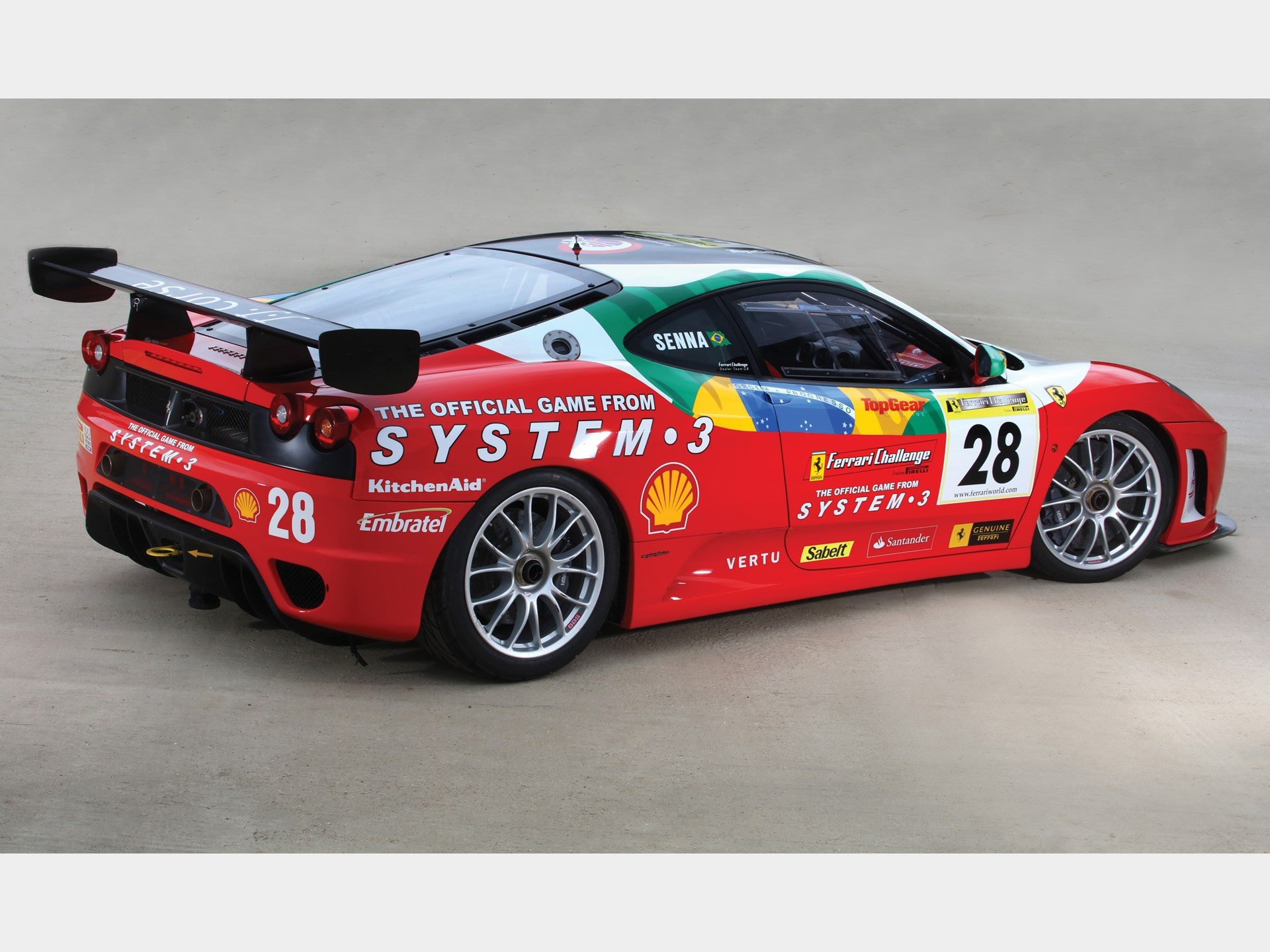 2007 Ferrari F430 Challenge
