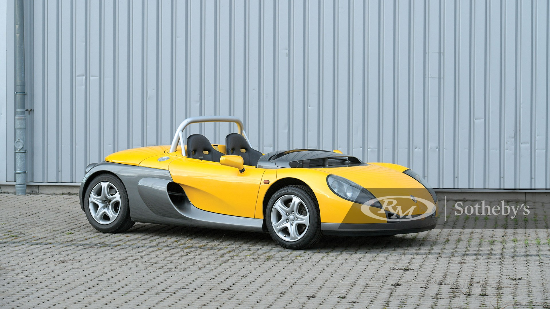 The European Sale Featuring The Petitjean Collection, 1996 Renault Sport Spider