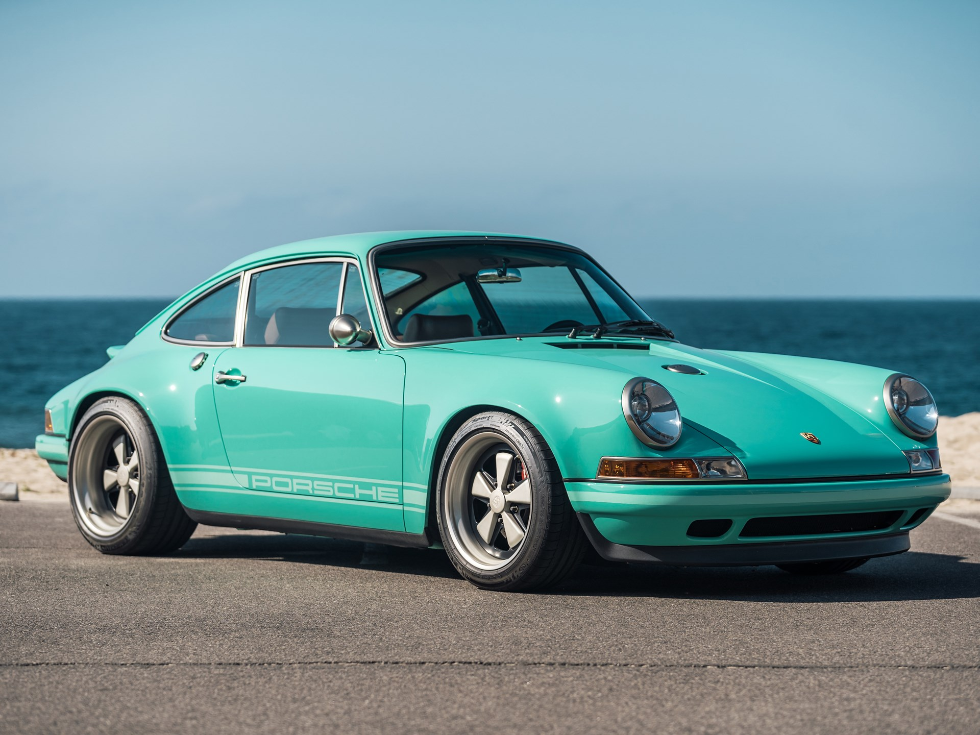 "1991 Porsche 911 ""Malibu"" Reimagined by Singer"