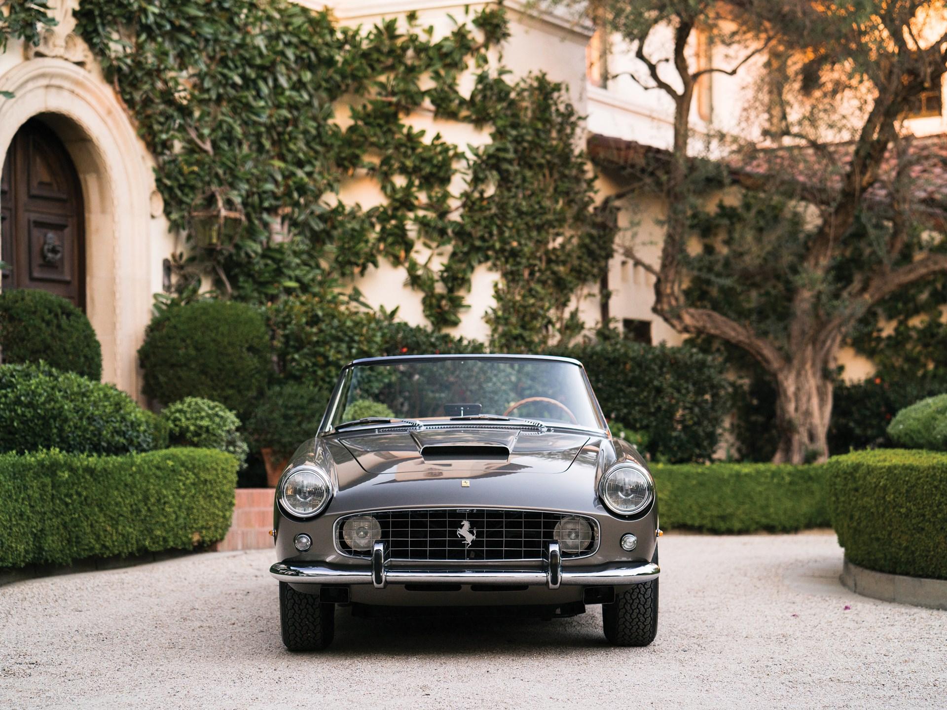 1961 Ferrari 250 GT Cabriolet Series II by Pininfarina