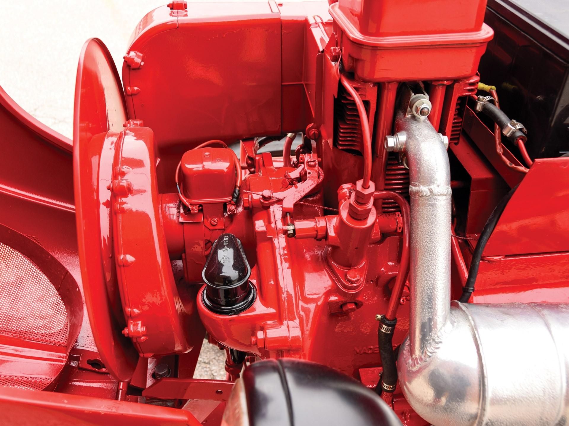 1960 Porsche-Diesel Junior 109