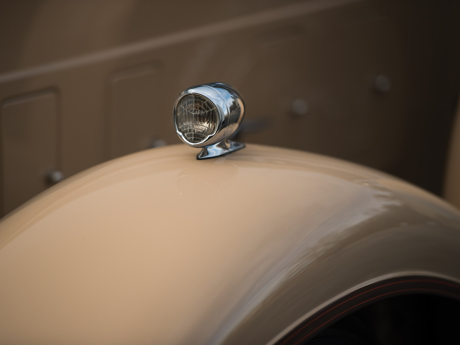 1932 Packard Twin Six Individual Custom Sport Phaeton in the style of Dietrich