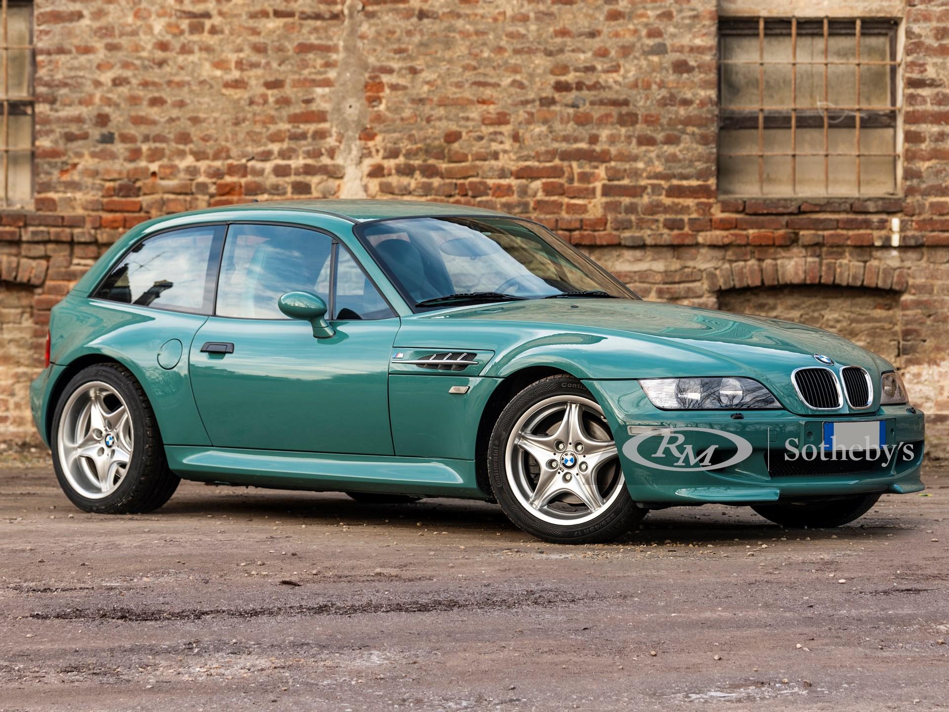 1998 BMW M Coupé