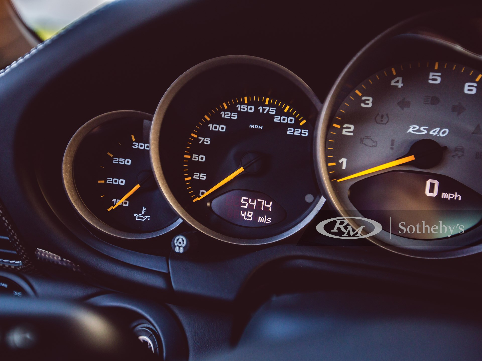 2011 Porsche 911 GT3 RS 4.0  -