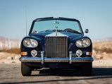 1965 Rolls-Royce Silver Cloud III Drophead Coupe by Mulliner Park Ward - $