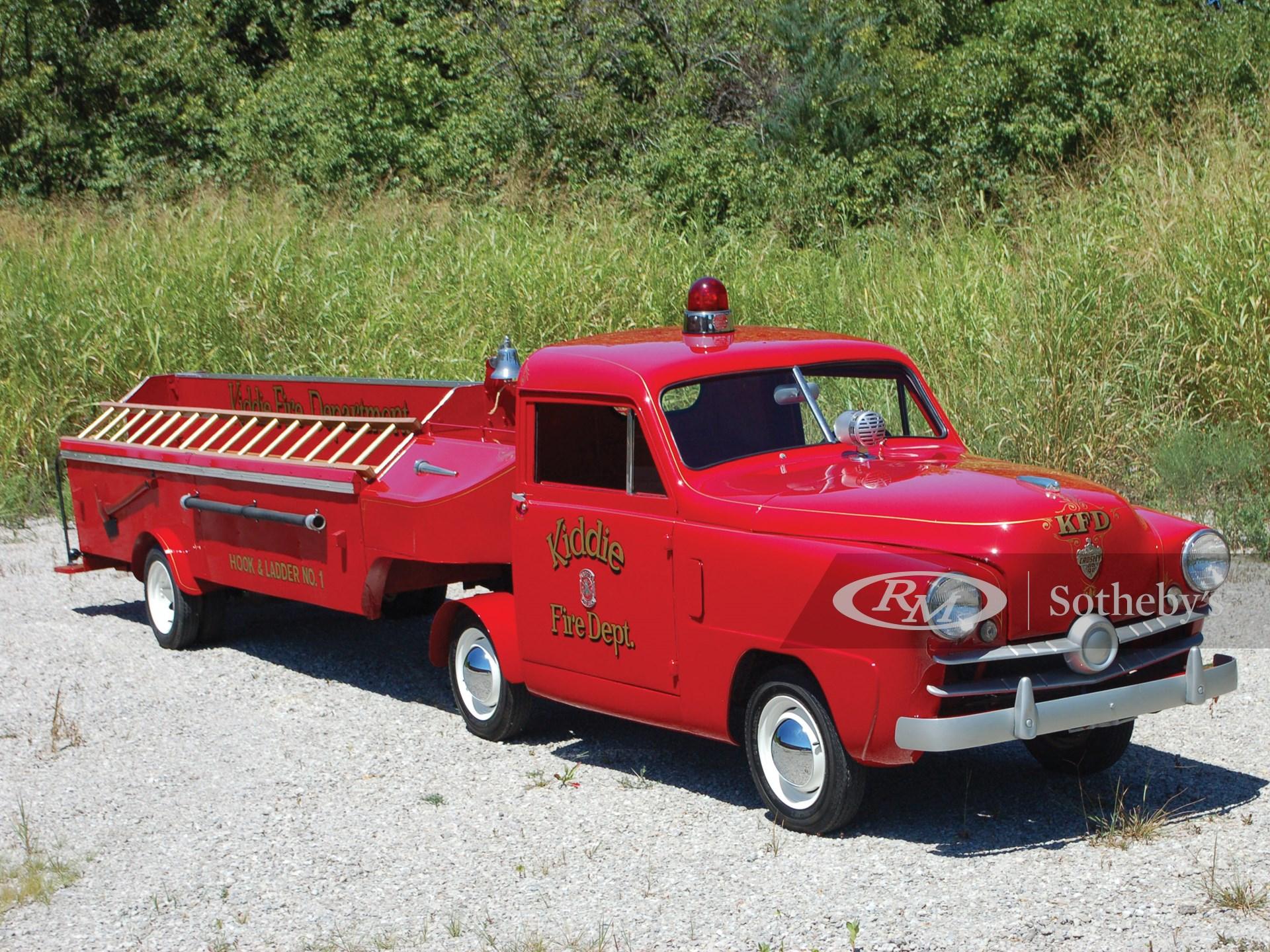 1952 Crosley Fire Truck