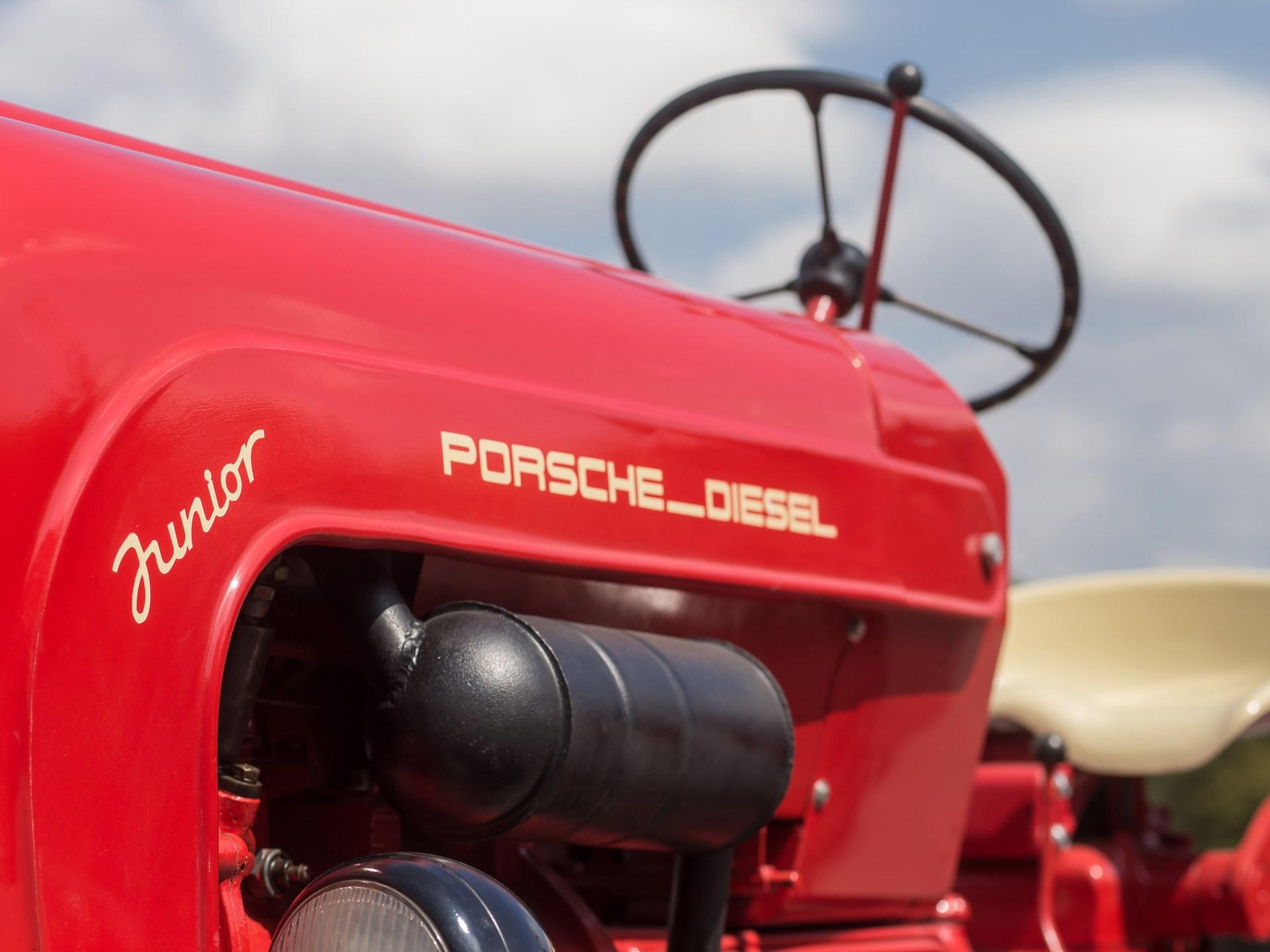 1959 Porsche Diesel Junior 108 K
