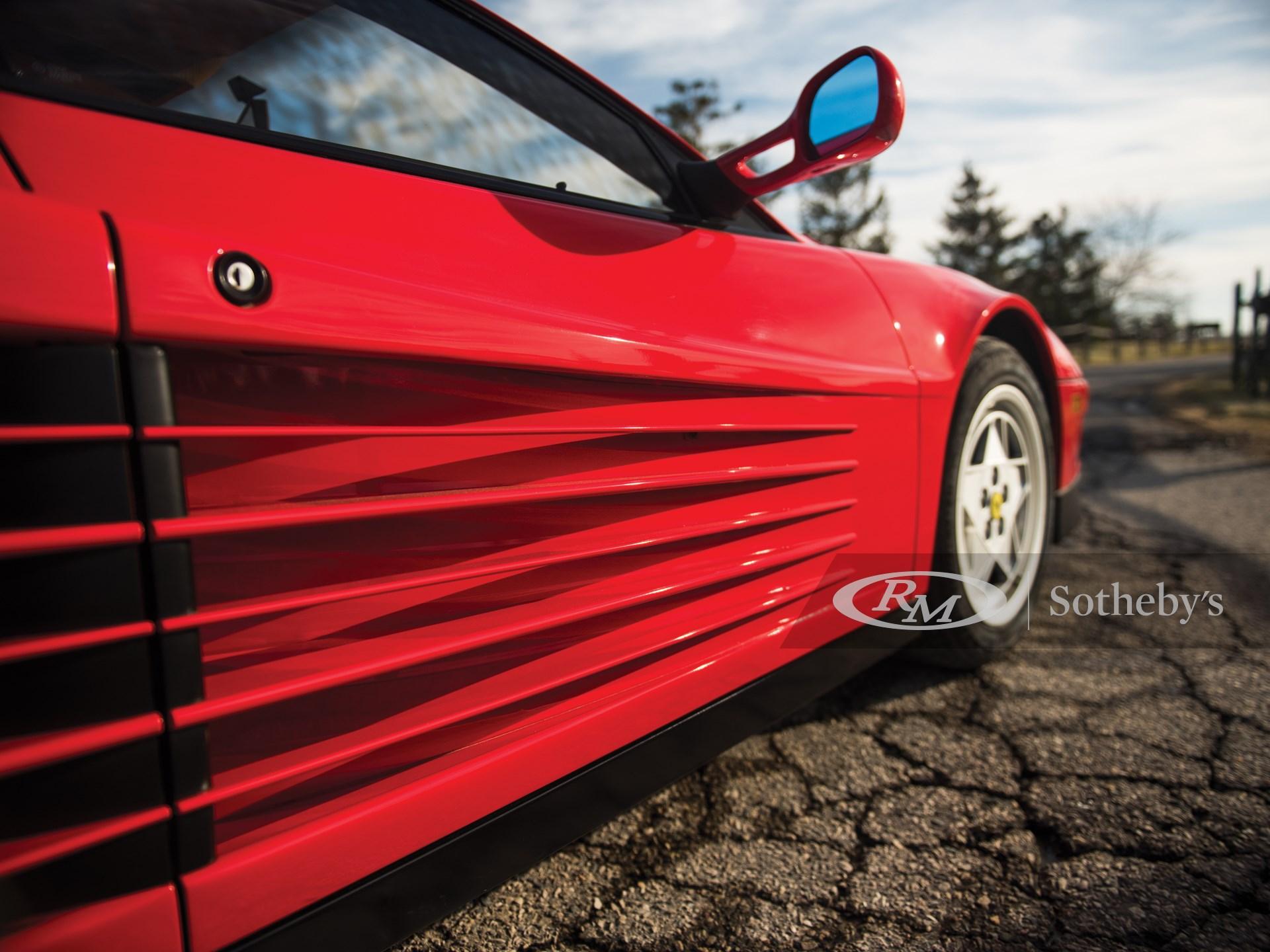 1989 Ferrari Testarossa  -
