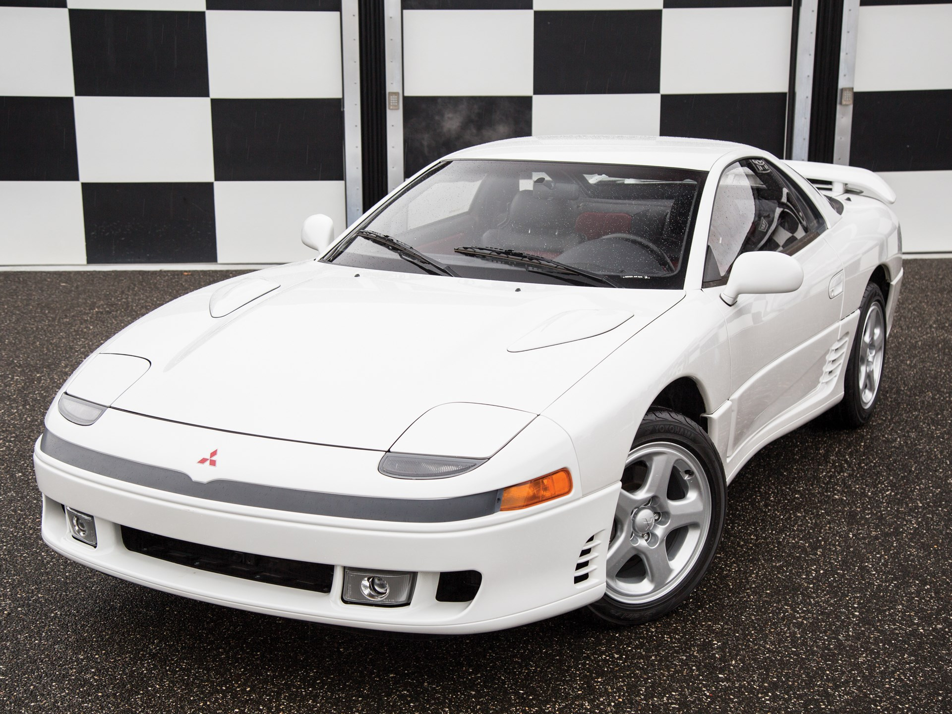 rm sotheby 39 s 1991 mitsubishi 3000gt vr 4 fort. Black Bedroom Furniture Sets. Home Design Ideas