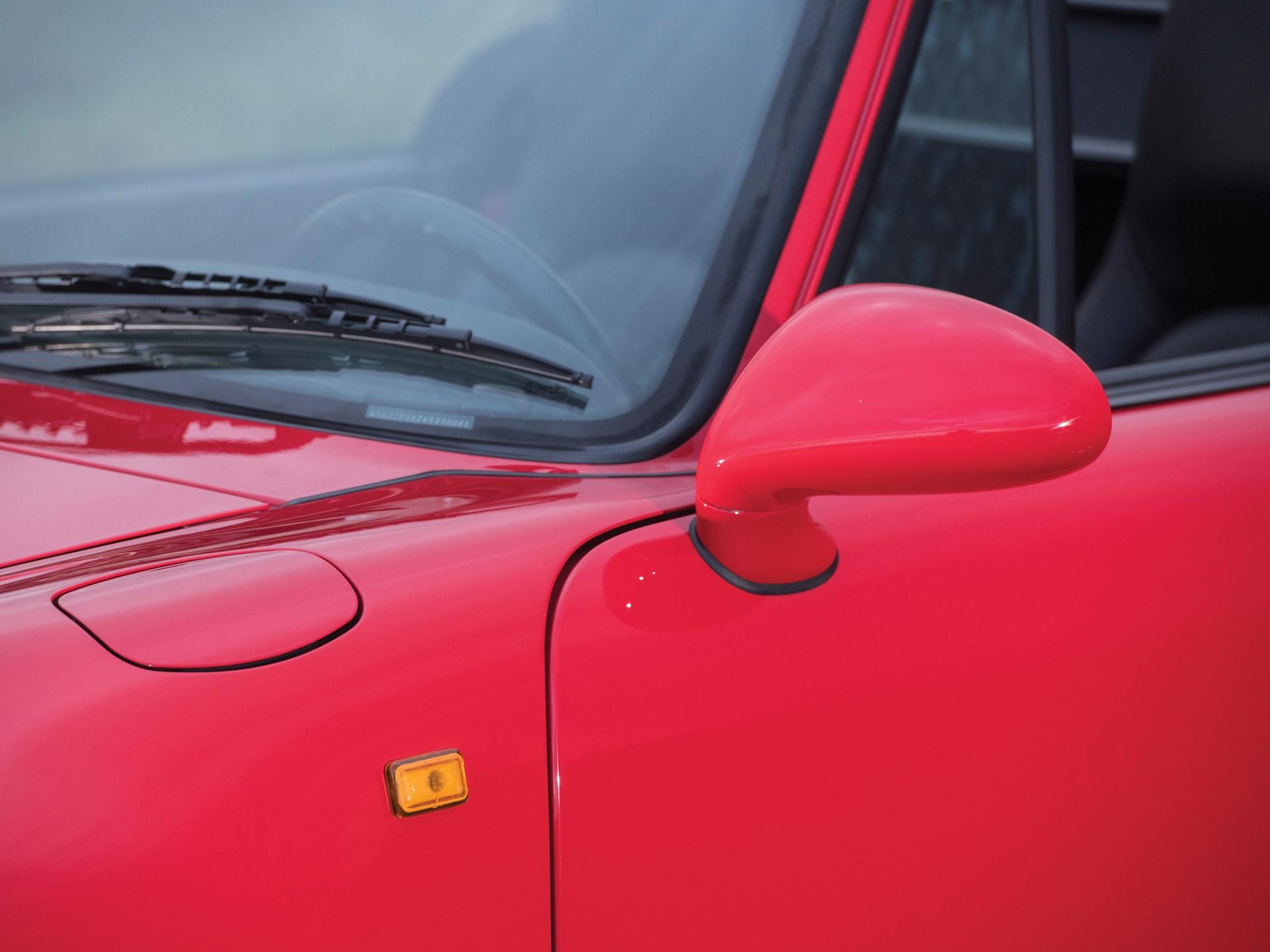1998 Porsche 911 Carrera S Cabriolet