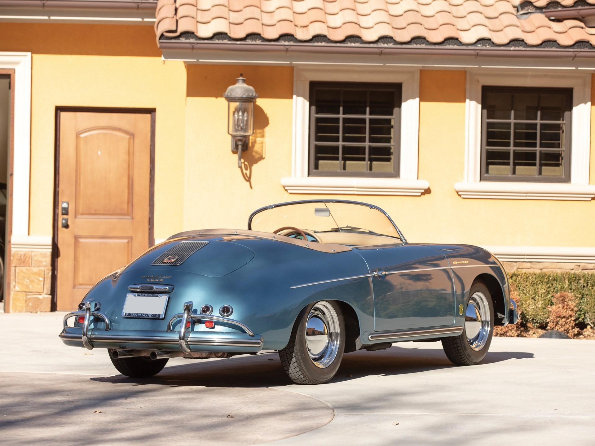 RM Sotheby's - 1957 Porsche 356 A 1600 Speedster by Reutter