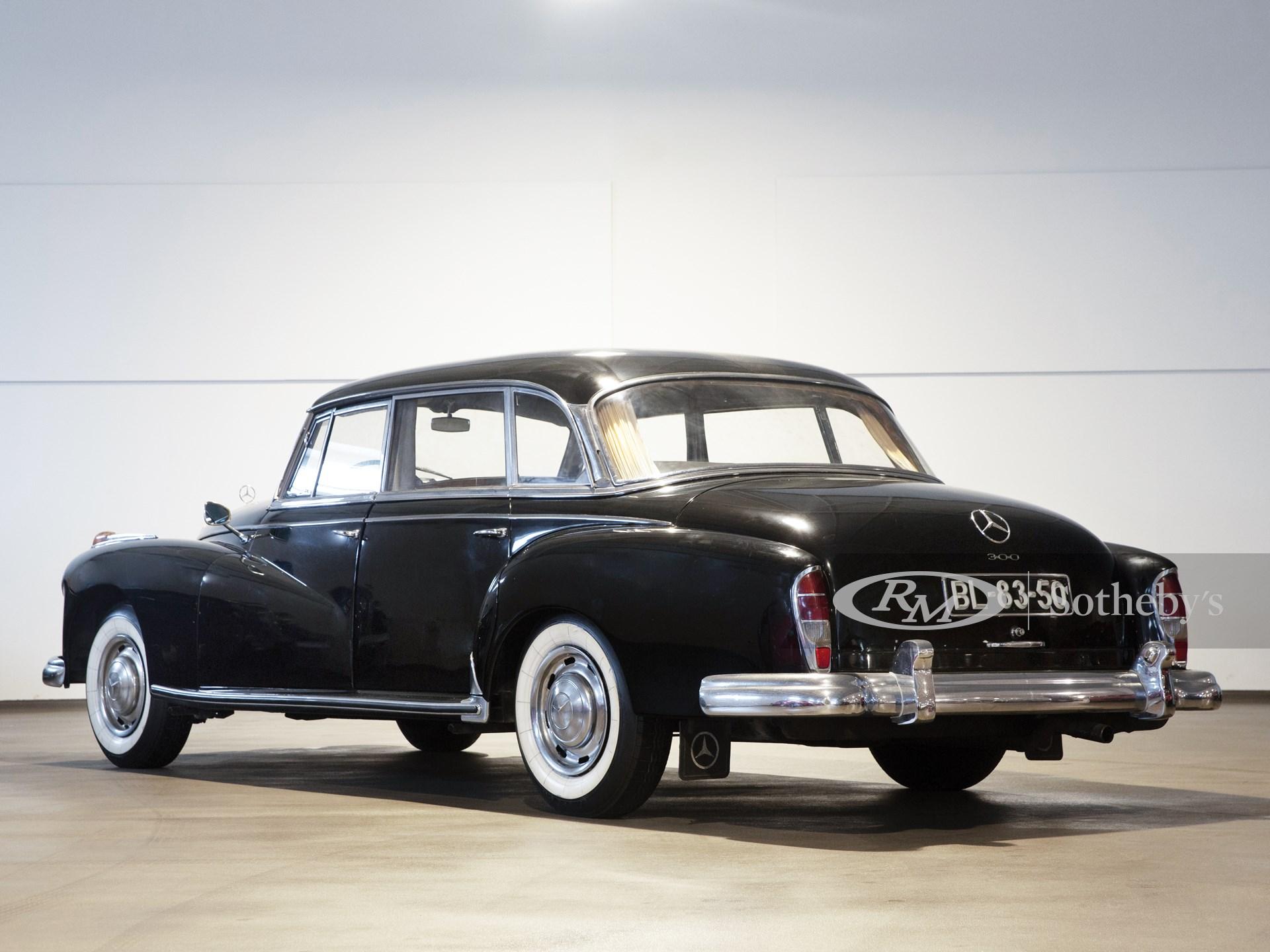 1962 Mercedes-Benz 300 d  -