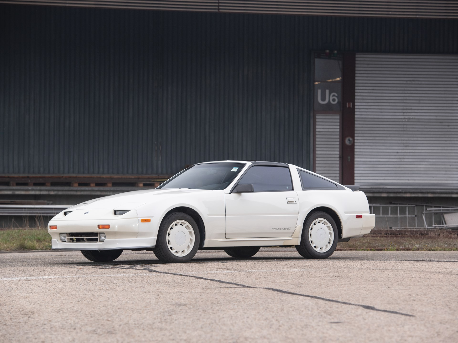 RM Sotheby's - 1988 Nissan 300ZX Turbo 'Shiro Z' | Fort