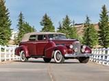 1938 Cadillac Series 75 Convertible Sedan by Fleetwood - $