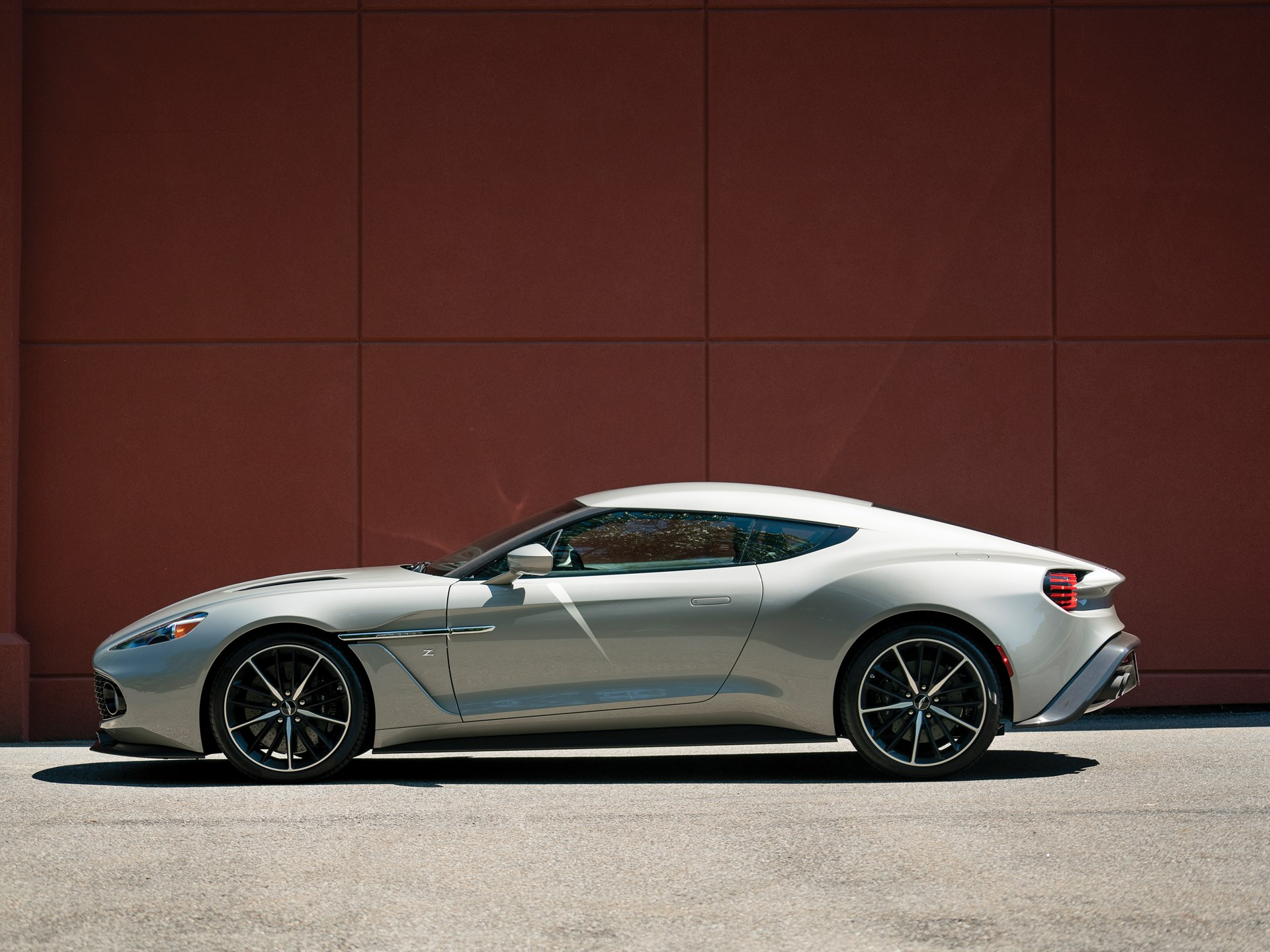 2017 Aston Martin Vanquish Zagato Price